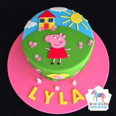 Buy Peppa Pig Cake Sydney