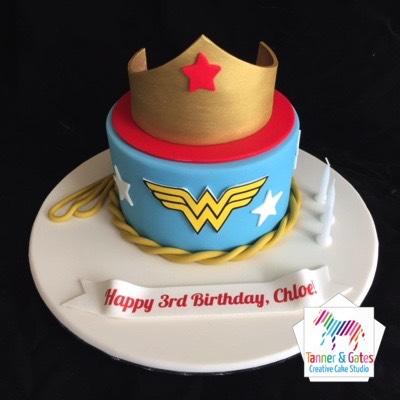 Superhero Cakes Sydney