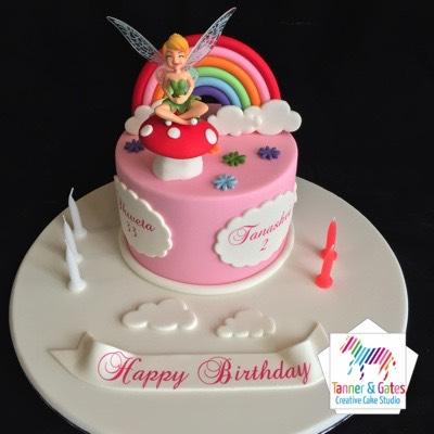 Rainbow Birthday Cakes Sydney